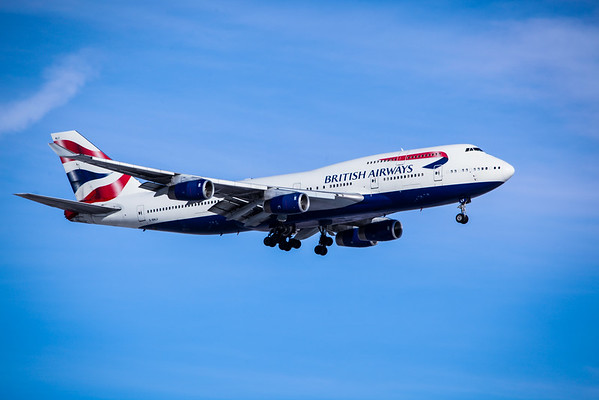 Current British Airways