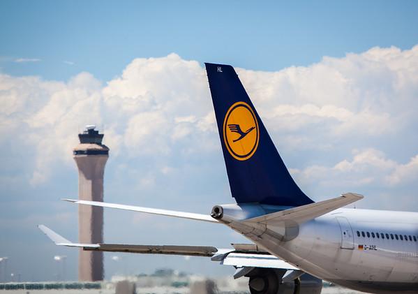 Former Lufthansa
