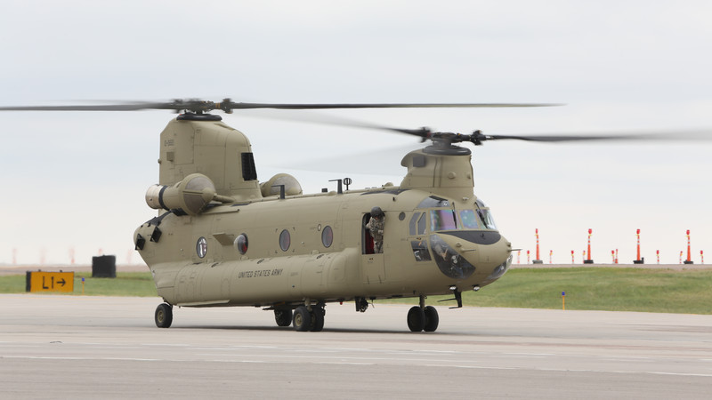 Chinook US Army
