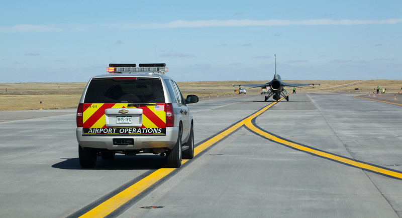 F16 and Airport Operations