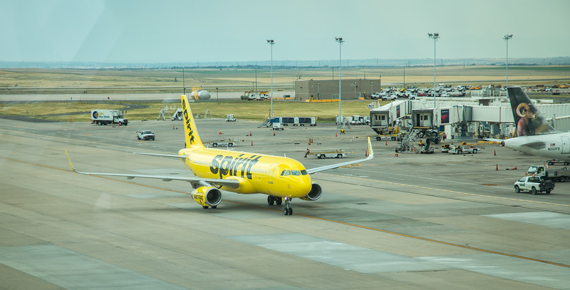 Current Spirit Airlines