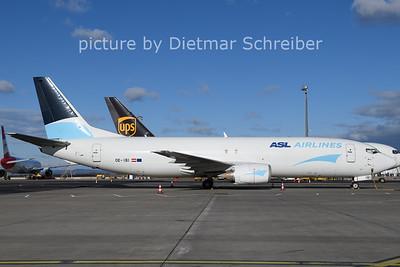 2021-03-12 OE-IBI Boeing 737-400 ASL AIrlines