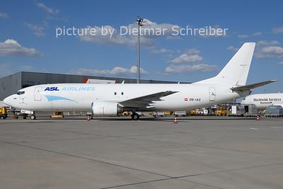2021-07-16 OE-IAZ Boeing 737-400 ASL Airlines