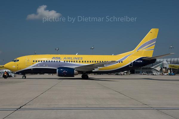 2016-06-06 F-GZTM Boeing 737-300 ASL Airines