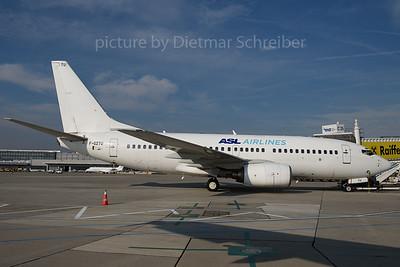 2017-10-18 F-GZTU Boeing 737-700 ASL Airlines
