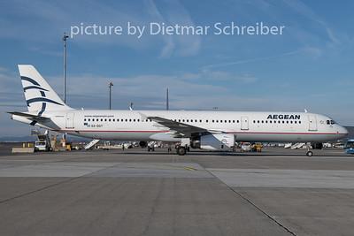 2018-12-26 SX-DGT Airbus A321 Aegean