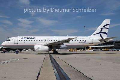 2019-07-17 SX-DVT Airbus A320 Aegean