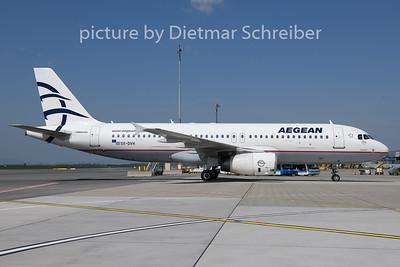 2019-05-01 SX-DVH Airbus A320 Aegean