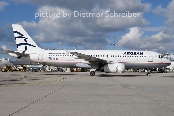 2020-02-27 SX-DVH Airbus A320 Aegean