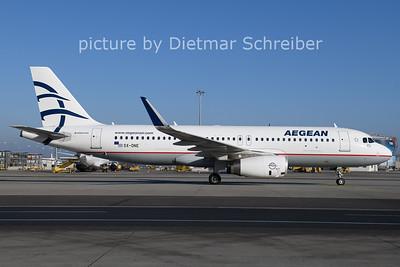 2021-01-11 SX-DNE AIrbus A320 Aegean