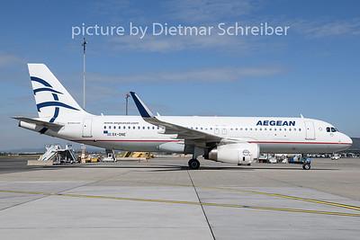 2019-07-23 SX-DNE Airbus A320 Aegean