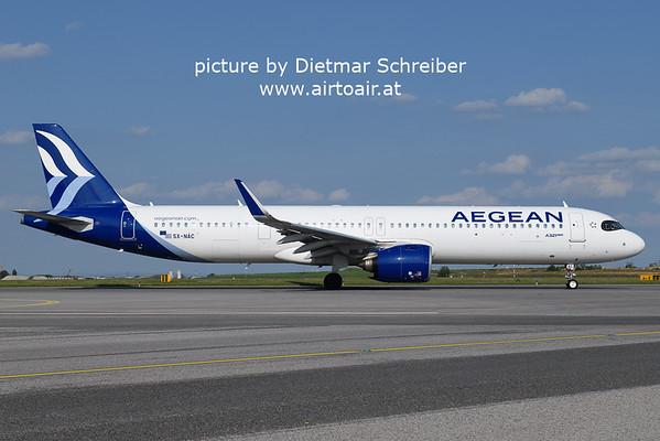 2021-08-20 SX-NAC Airbus A321neo Aegean