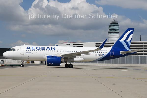 2021-07-03 TC-NEA Airbus A320neo Aegean