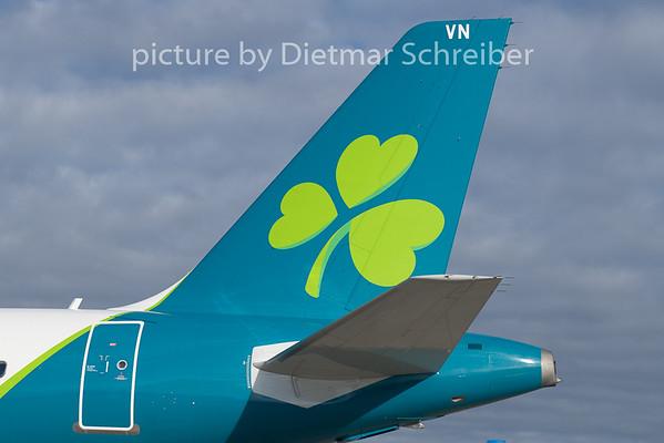 2019-12-27 EI-DVN Airbus A320 Aer Lingus