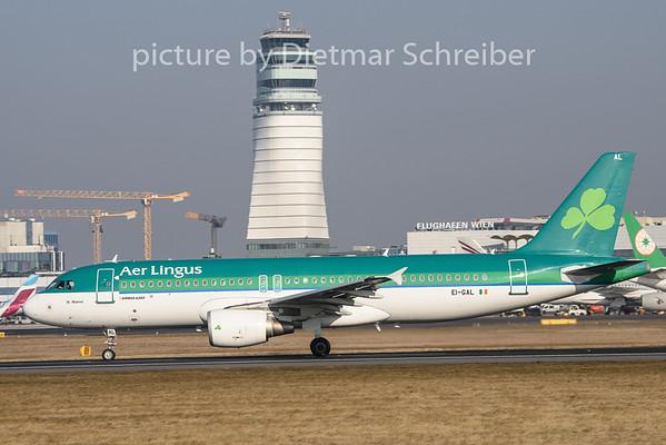 2019-01-21 EI-GAL Airbus A320 Aer Lingus