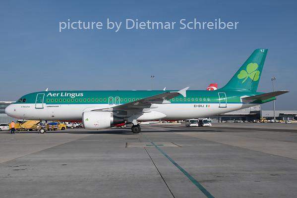 2019-02-07 EI-DVJ Airbus A320 Aer Lingus