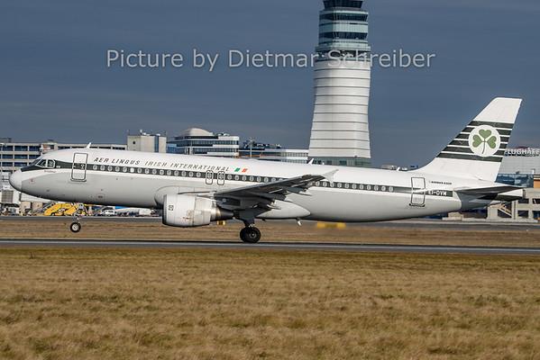 2019-12-30 EI-DVM Airbus A320 Aer Lingus