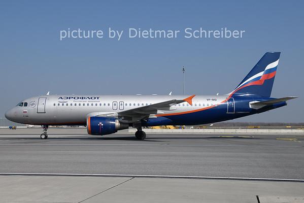 2021-03-25 VP-BID Airbus A320 Aeroflot