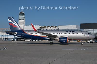 2019-02-06 VP-BNL Airbus A320 Aeroflot