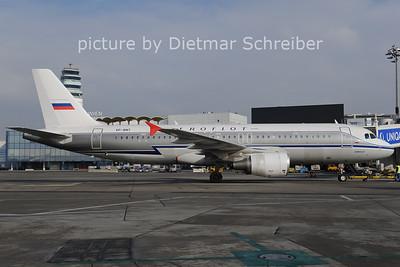 2014-02-05 VP-BNT Airbus A320 Aeroflot