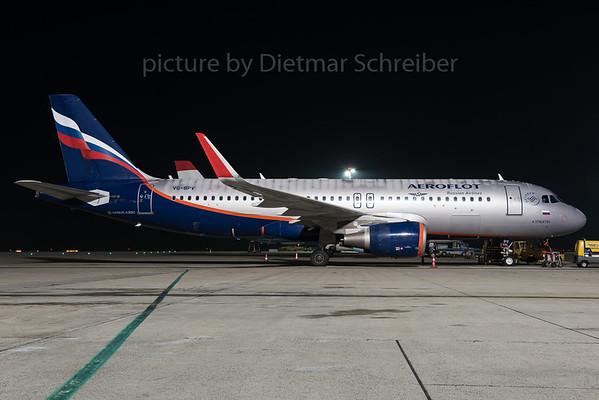 2016-01-01 VQ-BPV Airbus A320 Aeroflot