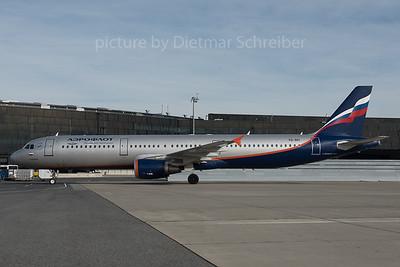 2015-11-10 VQ-BEI AIrbus A321 Aeroflot