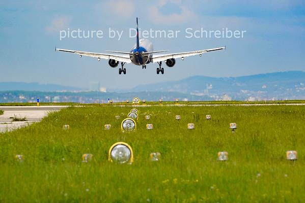 2013-05-05 Airbus A321 Aeroflot