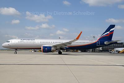 2018-04-17 VP-BKJ Airbus A321 Aeroflot