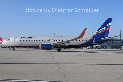 2019-12-04 VP-BNC Boeing 737-800 Aeroflot