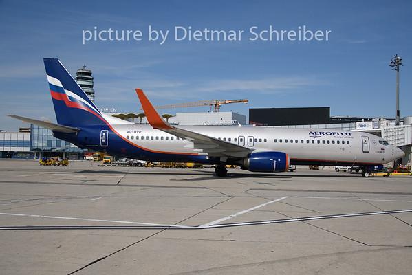 2019-08-15 VQ-BVP Boeing 737-800 Aeroflot