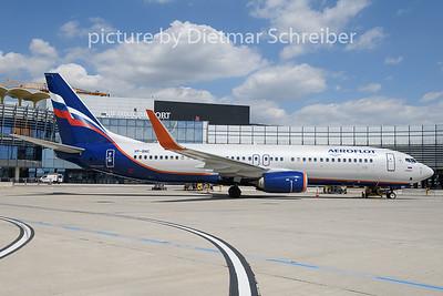 2019-07-23 VP-BNC Boeing 737-800 Aeroflot
