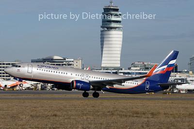 2020-01-06 VQ-BWA Boeing 737-800 Aeroflot