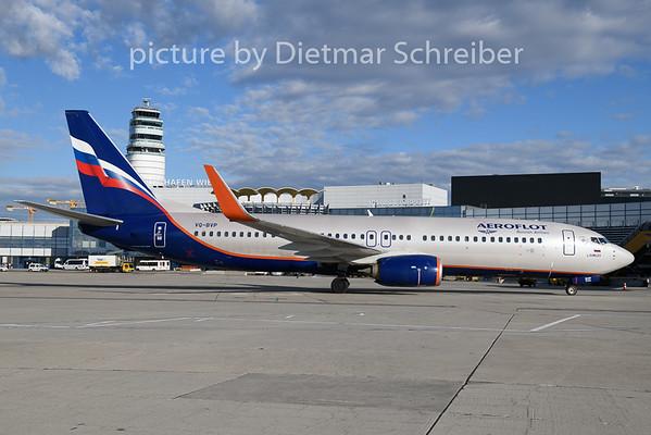 2018-12-28 VQ-BVP Boeing 737-800 Aeroflot