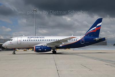 2018-06-28 RA-89041 Sukhoi Superjet Aeroflot