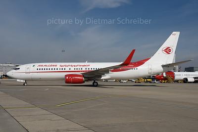 2016-09-28 7T-VKD Boeing 737-800 Air Algerie