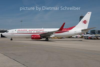 2015-04-29 7T-VKI Boeing 737-800 Air Algerie