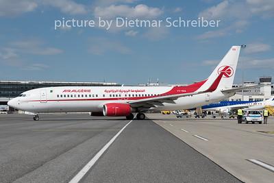 2015-04-15 7T-VKA Boeing 737-800 Air Algerie