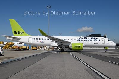 2021-07-12 YL-CSE Airbus A220-300 AIr Baltic