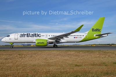 2021-06-27 YL-CSA Airbus A220-300 AIr Baltic