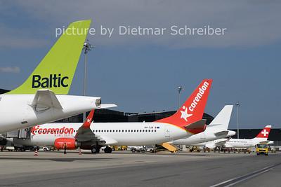 2021-07-03 YL-CSI Airbus A220-300 Air Baltic