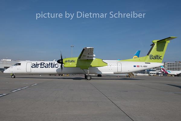 2019-02-07 YL-BBV Dash 8-400 Air Baltic