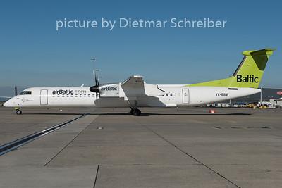 2015-09-28 YL-BBW Dash 8-400 Air Baltic