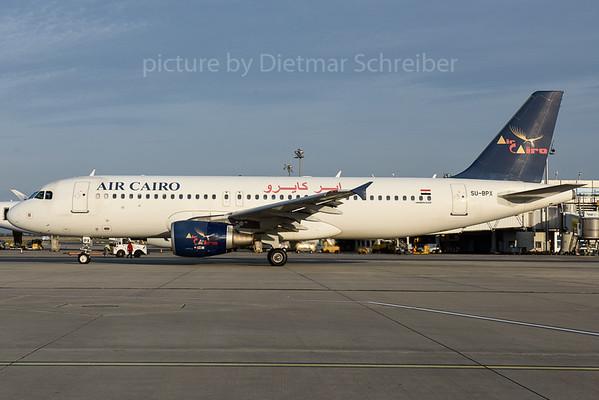 2017-09-07 SU-BPX Airbus A320 Air Cairo