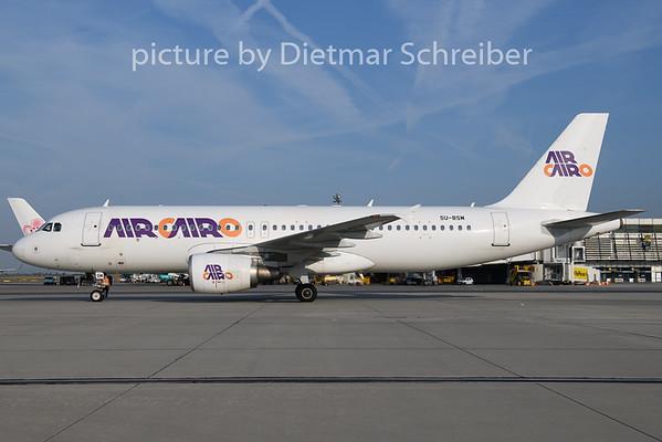 2018-08-23 SU-BSM Airbus A320 Air Cairo