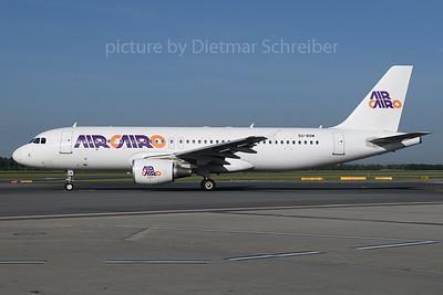 2018-05-31 SU-BSM Airbus A320 Air Cairo