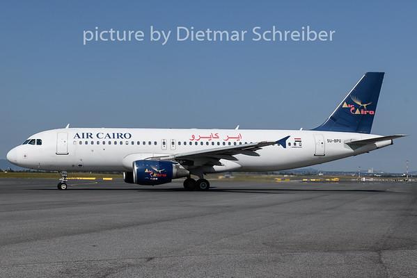 2018-08-16 SU-BPU Airbus A320 Air Cairo