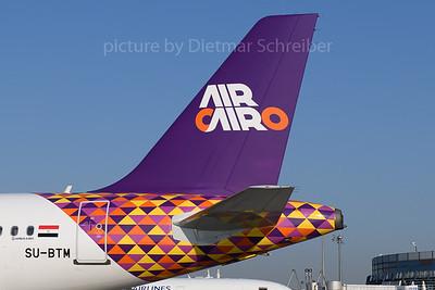 2018-04-19 SU-BTM Airbus A320 Air Cairo