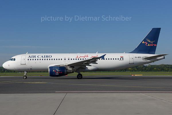 2017-05-11 SU-BPV Airbus A320 Air Cairo