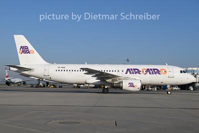 2019-04-19 SU-BSN Airbus A320 Air Cairo