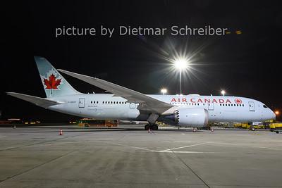 2020-12-17 C-GHQY Boeing 787-8 Air Canada